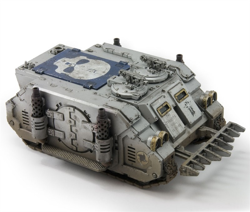 Scifi Wargamers Top 5 Space Marine Tanks
