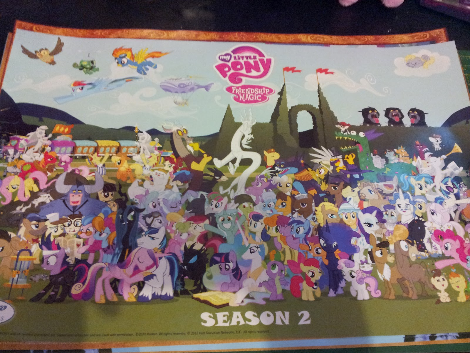 Equestria Daily Mlp Stuff Official Map And Season 2