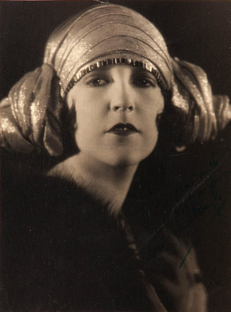 Aileen Pringle by Ruth Harriet Louise, c. 1930