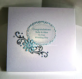 Envelobox for Wedding Card