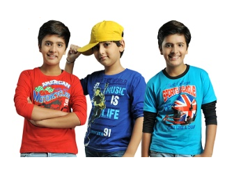 Homeshop18: Buy Cool Full Sleeve Pack Of 6 T-shirt By Eteenz at Rs. 999