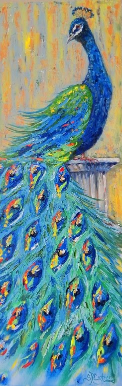 Jonathon's Peacock