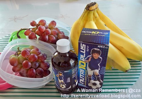 Nutri10Plus, school vitamins, healthy school snacks, baon ideas, nutrition, kids health