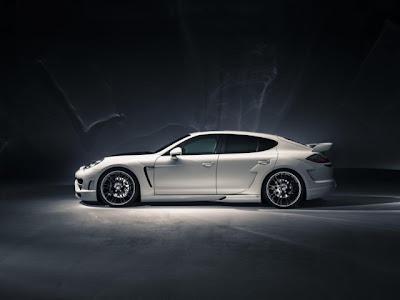 Hamann Cyrano super maquina baseado no Porsche Panamera