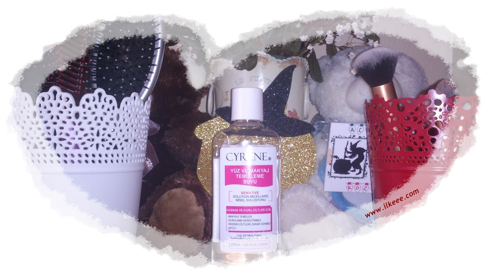 Yüz ve Makyaj Temizleme Suyu - CYRENE - Cyrene Makyaj Temizleme Suyu kullananlar - Makyaj Temizleme Suyu Nasıl Kullanılır