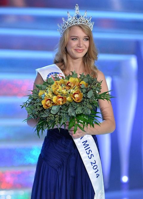 Česká Miss 2014