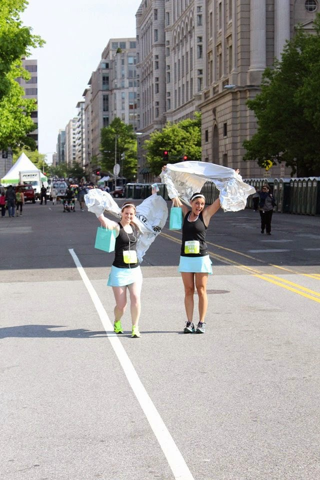 Bay to Breakers San Francisco | Stilettos and Diapers Nike Women's Half