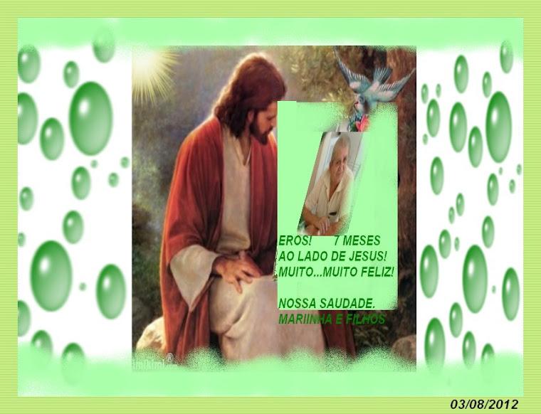 JESUS DAI-NOS FORÇAS
