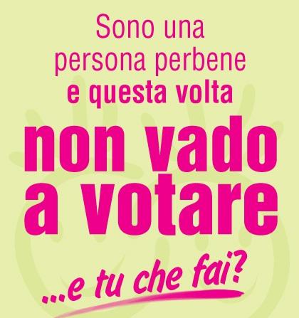 Iononvoto for Lista onorevoli pd