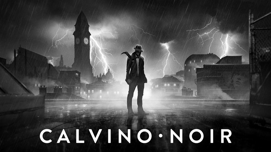 Calvino Noir Download Poster