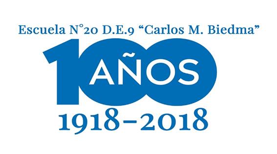 """Escuela Nº 20 D.E. 9º  """"Dr. Carlos M. Biedma"""""""