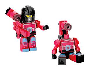 Hasbro Transformers Kre-O Micro Changers Series 2 - Perceptor