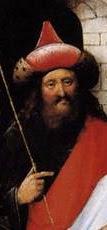 Ecce Homo, Hieronymus Bosch, late 1400's.