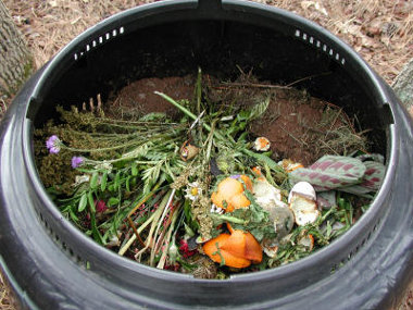 Mi huerto en casa beneficios de hacer composta - Como hacer compost en casa ...
