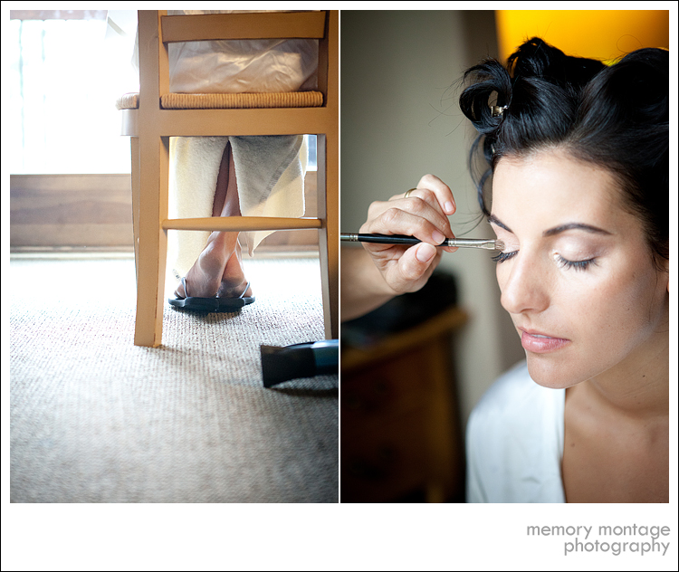 Suncadia Wedding Photo makeup