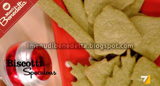 Biscotti Speculous di Natale di Benedetta Parodi