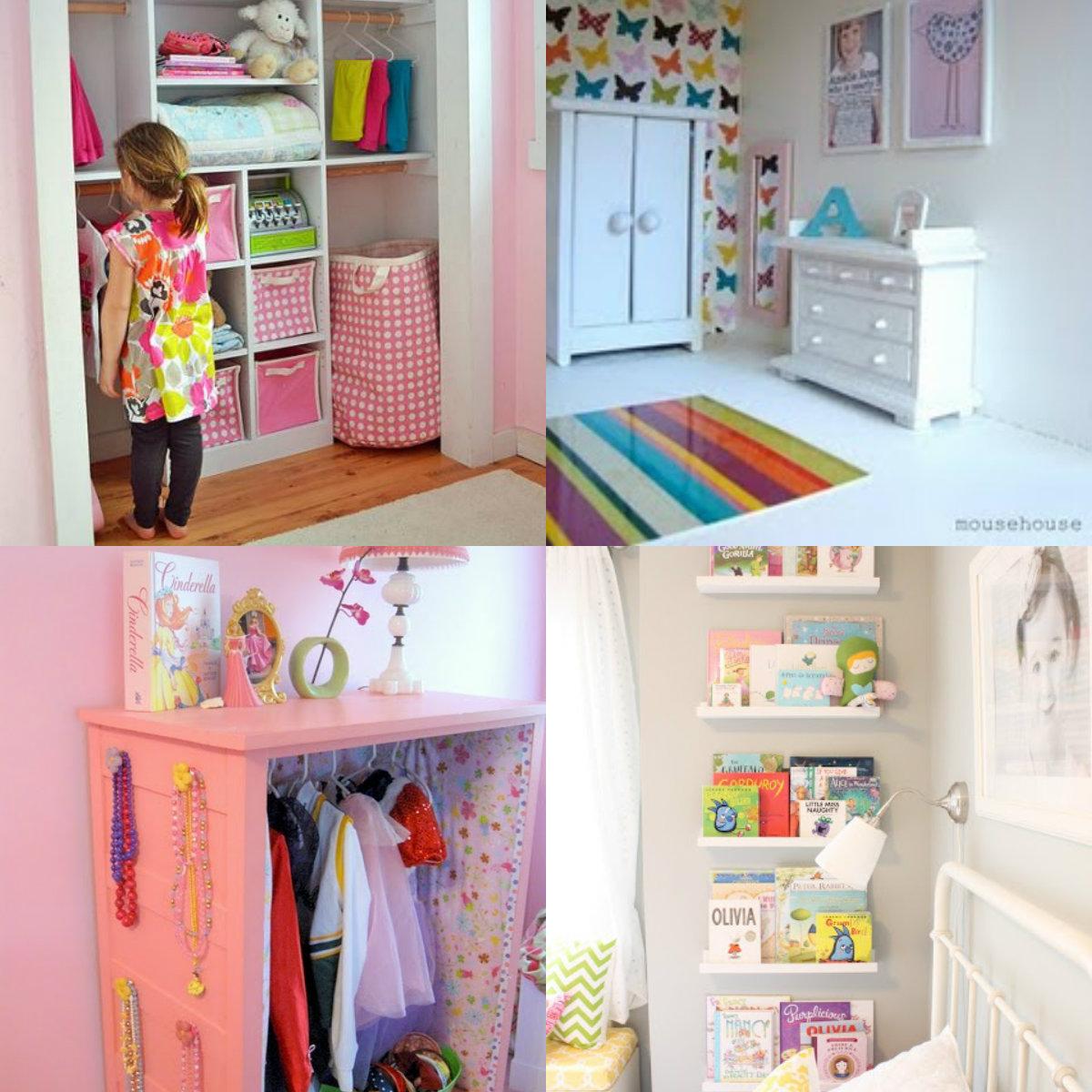 Handmade by R. : Ideje za uređenje dječje sobe