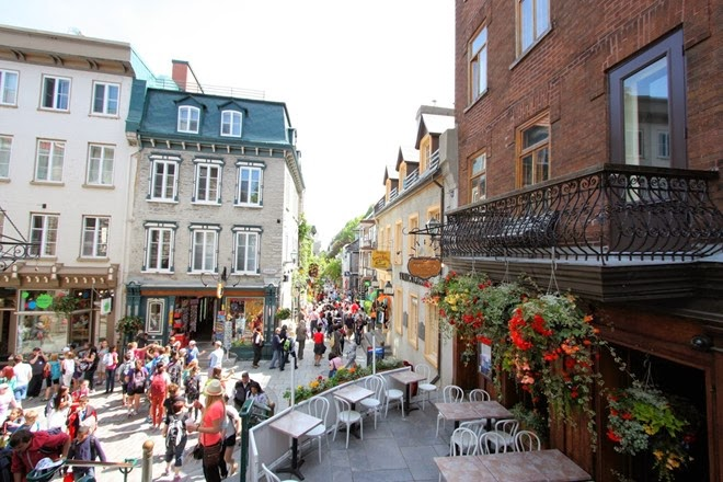 Quebec: Little France in North America