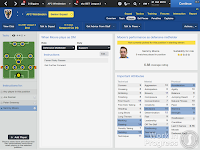 FM14 Player role instructions