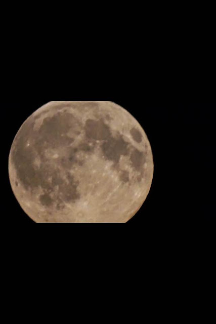 Huge Fleet Of UFO's Caught Near The Moon 2015, UFO Sightings