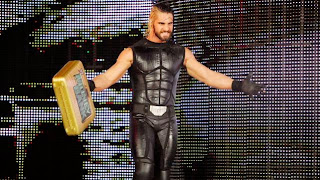 Seth Rollins WWE Wrestlemania Money in the Bank
