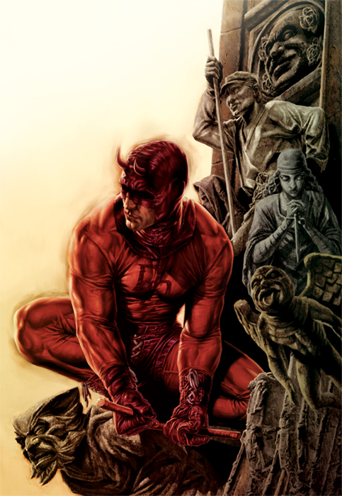 Daredevil Alone