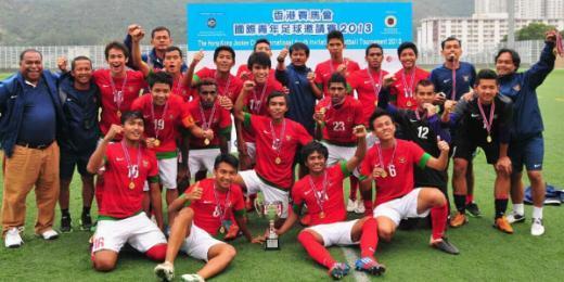 Indonesia Juara Piala AFF U19 2013
