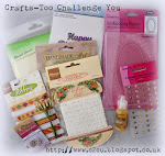 Crafts-Too Challenge You