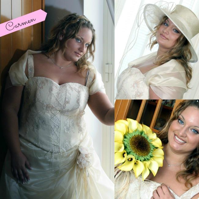 la sposa curvy Carmen