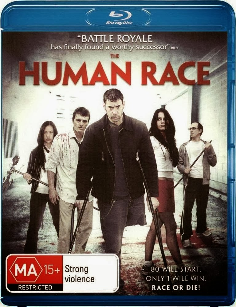 The Human Race (2013) BluRay