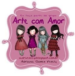 Carteirinha Arte com Amor