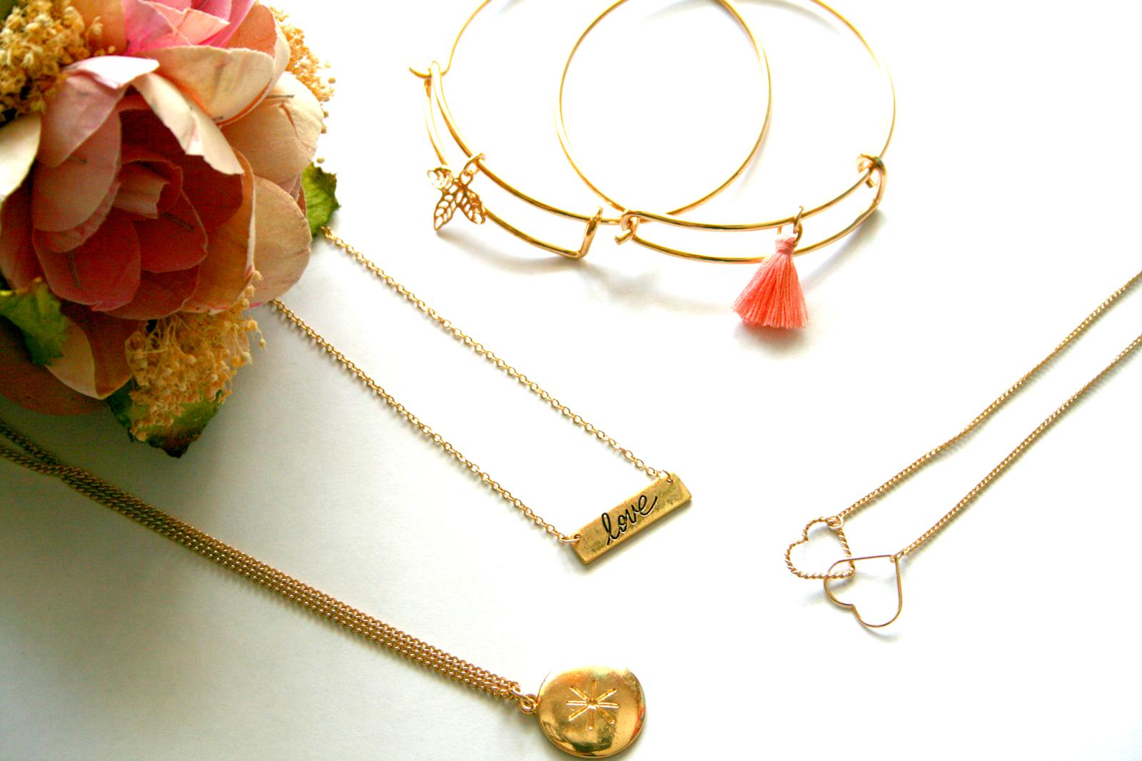 Primark Gold Jewellery