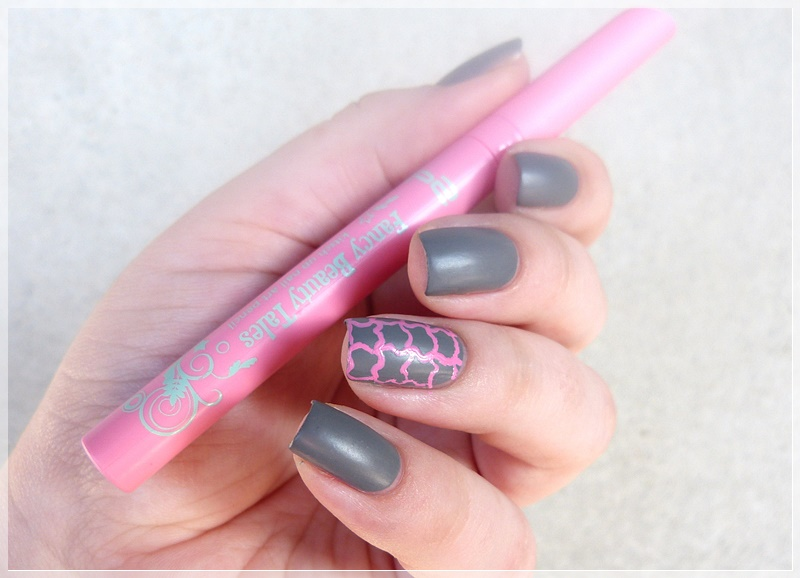 p2 Nailartpencil rosa Fancy Beauty Tales