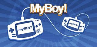 MyBoy GBA Emulators Versi 1.6.2 apk di Android