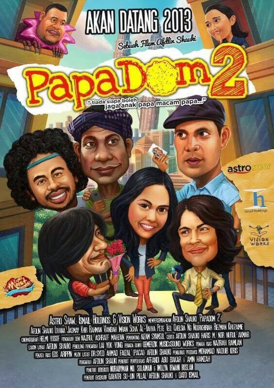 Tonton Papadom 2 Full Movie