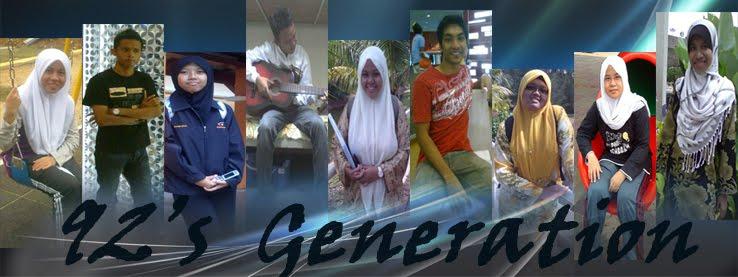 92's Generations