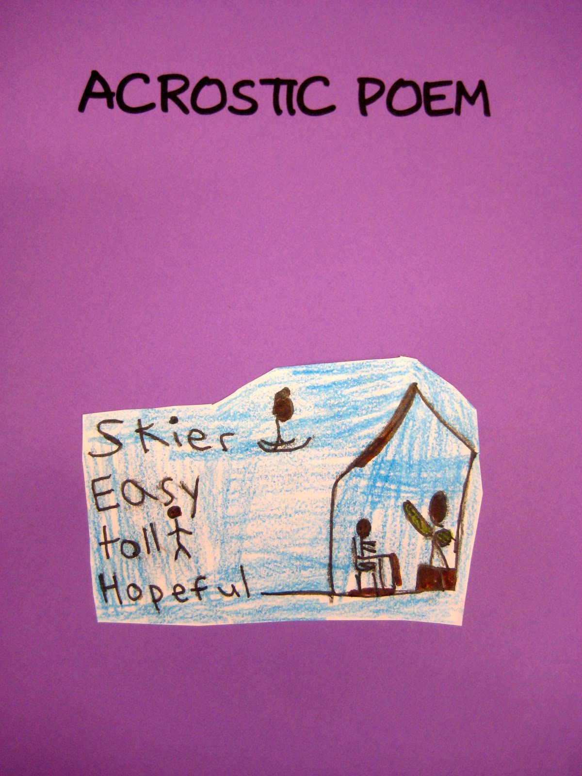 Cached Acrostic name poem maker with photo