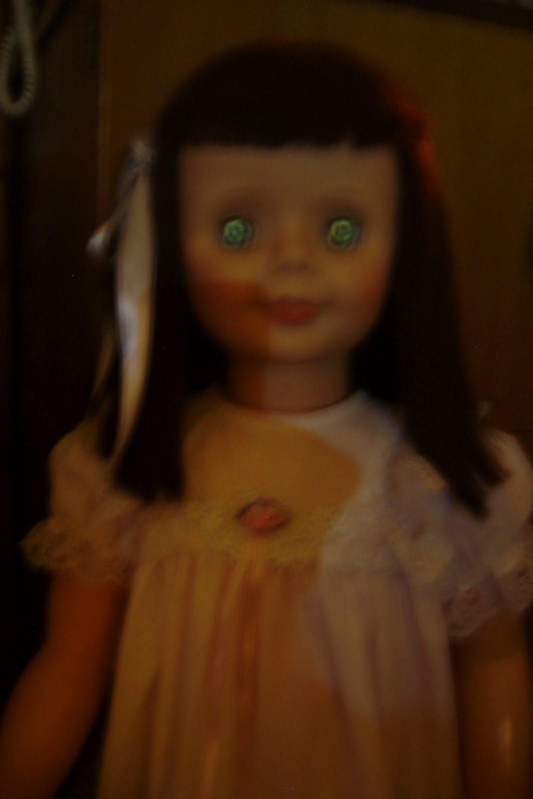 Chazz- Haunted Doll from Collection