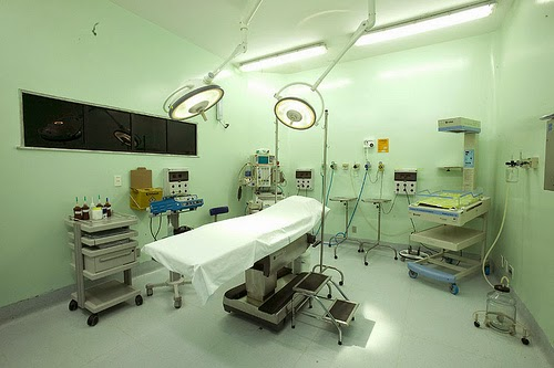 Enfermer a en la salud reproductiva preparaci n de la for Cuarto quirurgico