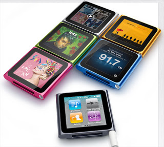 IPod Nano generations sixth generations new york usa