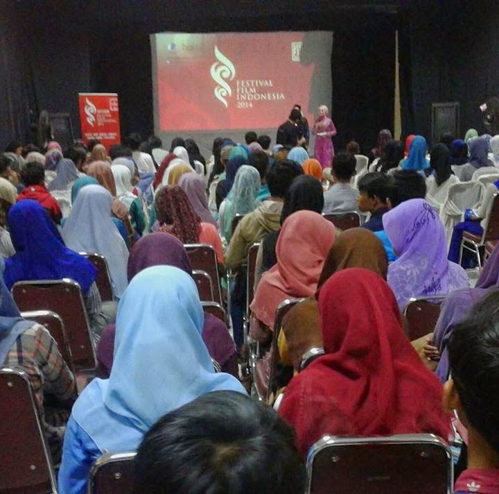 Roadshow FFI 2014 Heboh di Banten, Kremov Sukses Jadi EO!
