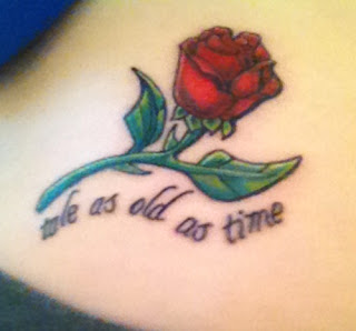 Tattoo trend ideas taturday badass disney tattoos for Disney world tattoos