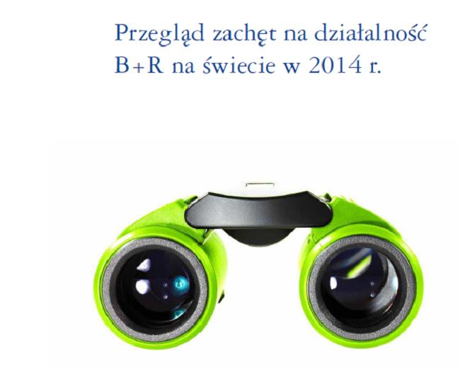"""Fragment okładki raportu """"Przegląd zachęt na działalność badawczo-rozwojową (R&D) na świecie w 2013 r. """""""
