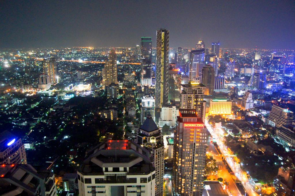 Bangkok The Real Beauty Capital Of Thailand World For Travel