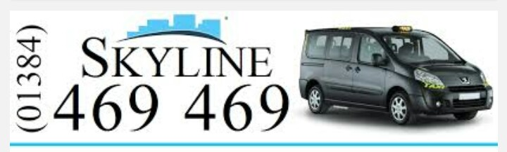 Skyline Taxis Stourbridge - Private Hire, Airport Transfer, Stourbridge Junction and Lye Station