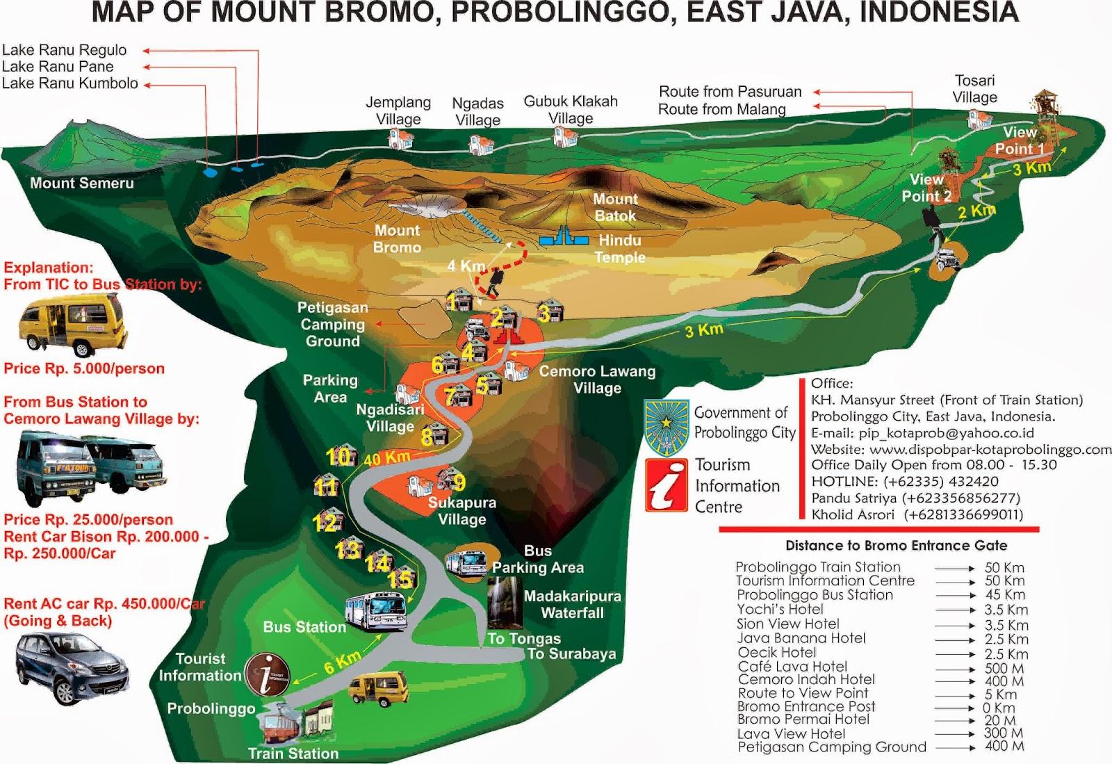 Probolinggo Indonesia  City pictures : pariwisata probolinggo Indonesia