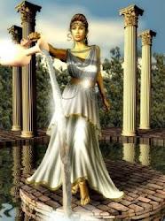 Atenea, la diosa de la sabiduría
