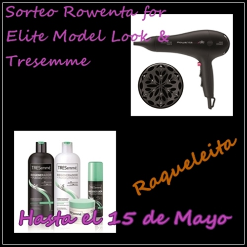 Sorteo Rowenta