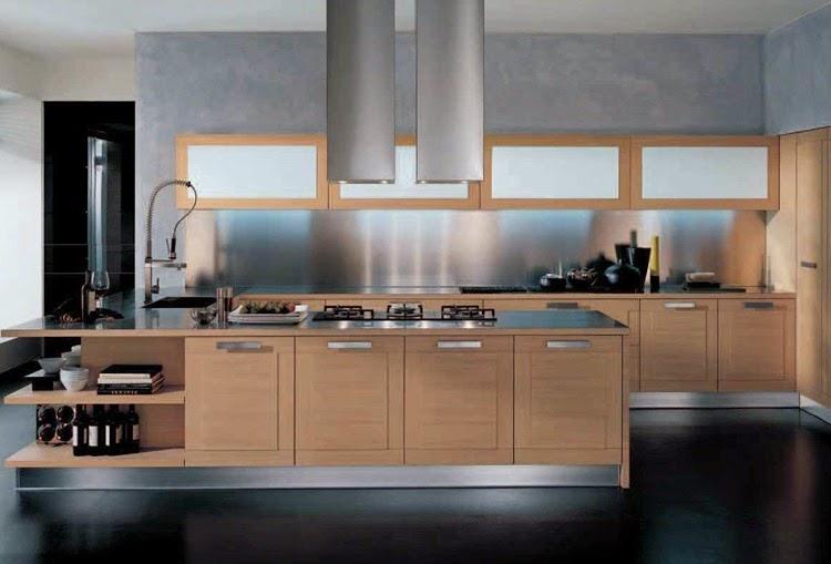 Desain Keramik Dapur Minimalis agar Terlihat Tetap Bersih