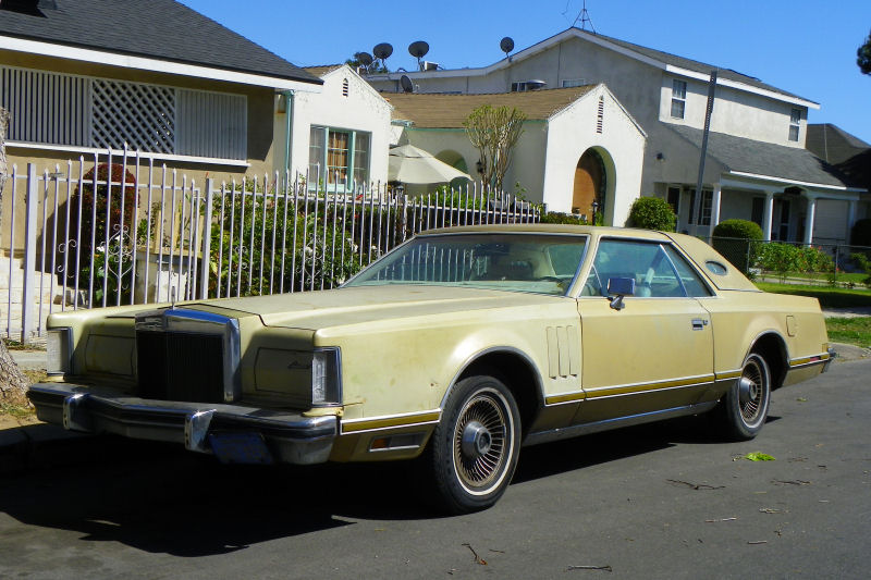 Amazing I Love The Lincoln Continental Mark V. In Good Condition These Cars Are  Some Of